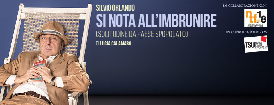 si nota all'imbrunire